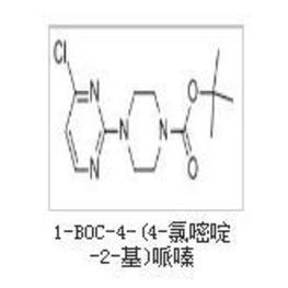 1-BOC-4-(4-氯嘧啶-2-基)哌嗪